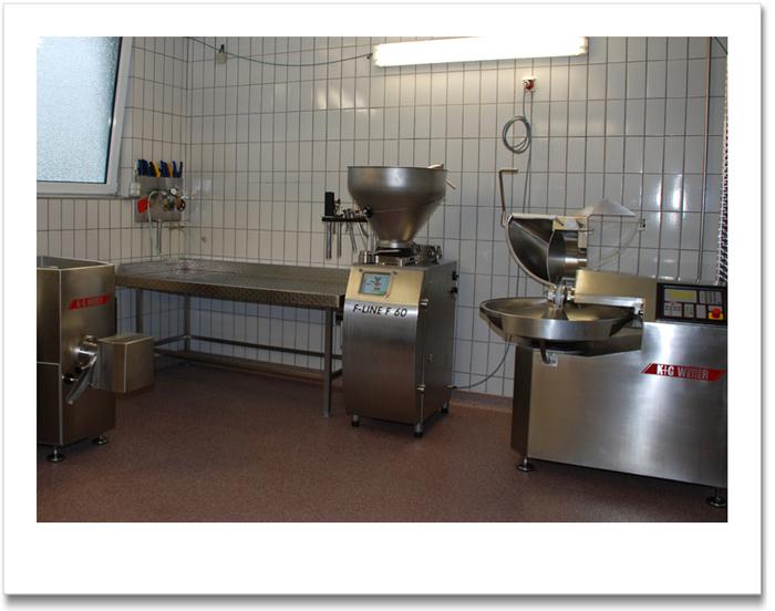 Produktion in Pleckhausen